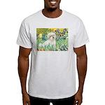 Irises / Coton Light T-Shirt