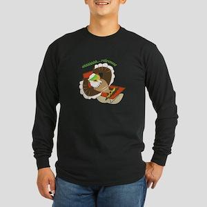 Retirement Eagle Long Sleeve T-Shirt