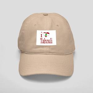 I Love Tabouli Tabuli Cap