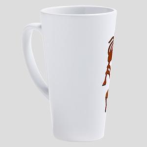 DANCE VIBE 17 oz Latte Mug