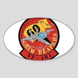 VF-101 Grim Reaper Sticker