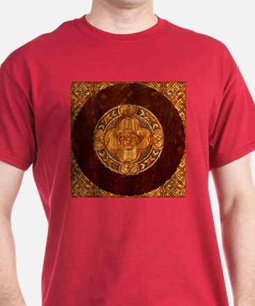 Harvest Moons Celtic Mandala T-Shirt