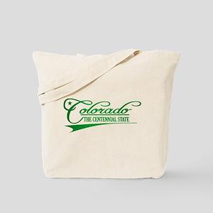Colorado State of Mine Tote Bag