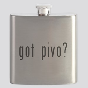got pivo black Flask