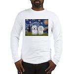 Starry / Coton Pair Long Sleeve T-Shirt