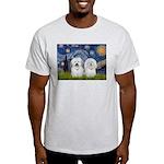 Starry / Coton Pair Light T-Shirt