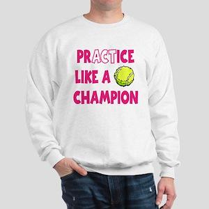 PRACTICE TENNIS Sweatshirt