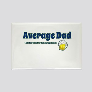 Average Dad Magnets