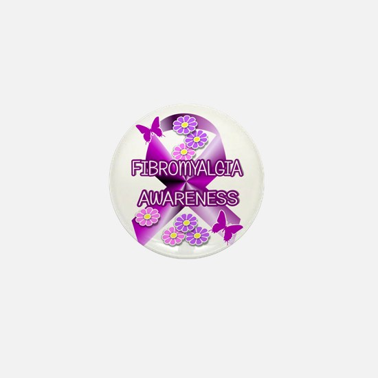 FIBROMYALGIA Mini Button