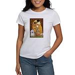 The Kiss / Coton Women's T-Shirt