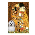 The Kiss / Coton Postcards (Package of 8)