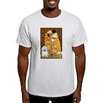 The Kiss / Coton Light T-Shirt