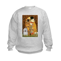 The Kiss / Coton Sweatshirt