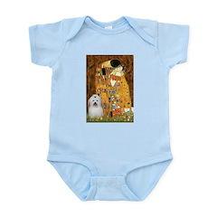 The Kiss / Coton Infant Bodysuit