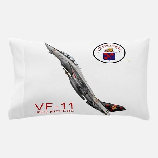 vf11logo10x10_apparel.jpg Pillow Case