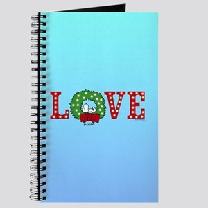 Snoopy Holiday Love Journal