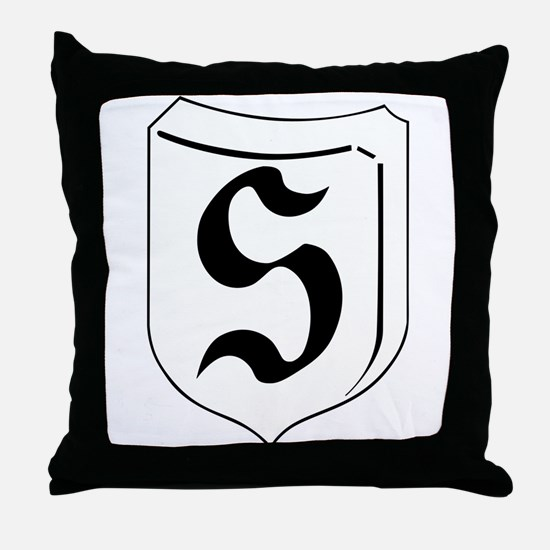 luftwaffe_jg26.png Throw Pillow