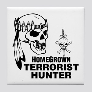 Terrorist Hunter Tile Coaster