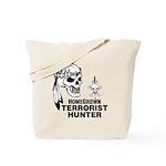 Terrorist Hunter Tote Bag