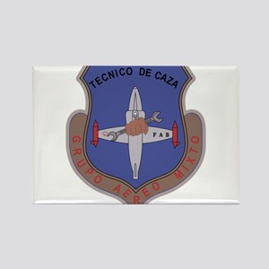Bolivia Military Badge Tecnico de caza Magnets