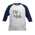 Terrorist Hunter Kids Baseball Jersey