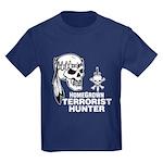 Terrorist Hunter Kids Dark T-Shirt