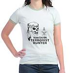Terrorist Hunter Jr. Ringer T-Shirt