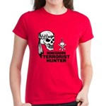Terrorist Hunter Women's Dark T-Shirt