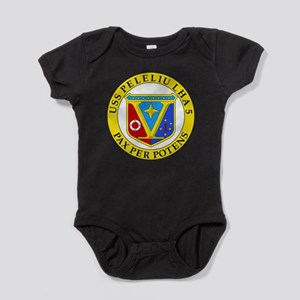 US Navy USS Peleliu LHA 5 Baby Bodysuit
