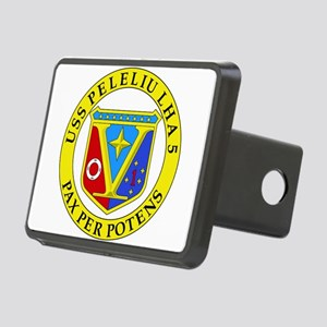US Navy USS Peleliu LHA 5 Rectangular Hitch Cover