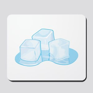 Ice Cubes Mousepad
