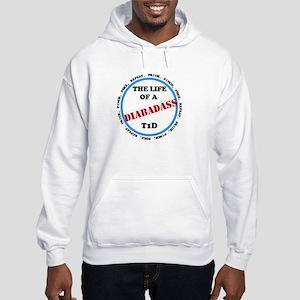 Life of a Diabadass Sweatshirt