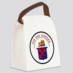 vf11logo Canvas Lunch Bag