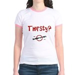 RumReviews.com Jr. Ringer T-Shirt