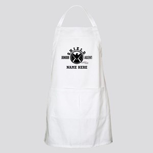 Personalized Junior SHIELD Agent Apron