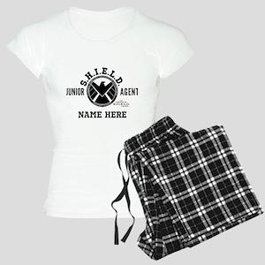 Personalized Junior SHIELD Women's Light Pajamas