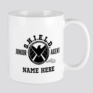 Personalized Junior SHIELD Agent Mug