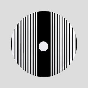 "The Doppler Effect 3.5"" Button"