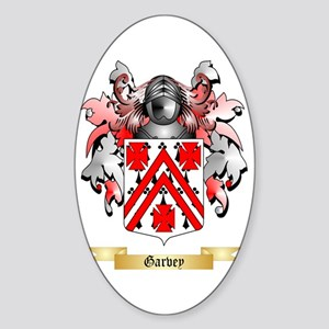 Garvey Sticker (Oval)