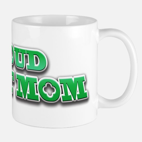 Proud Scout Mom Mugs
