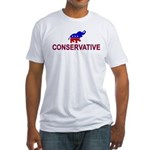 Conservative Fitted T-Shirt