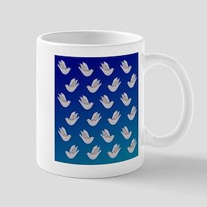 Peace Doves Mug