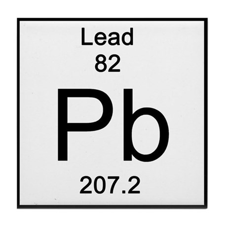 Periodic Symbol For Lead Clipart Library