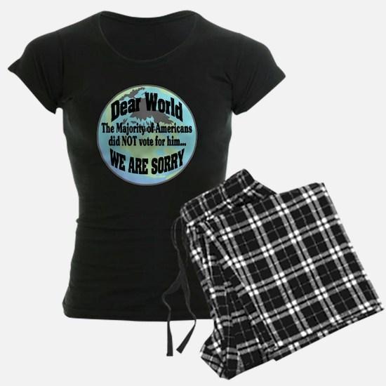 Cute Pin Pajamas
