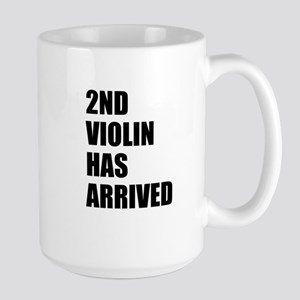 2ND VIOLIN HAS ARRIVED Mugs