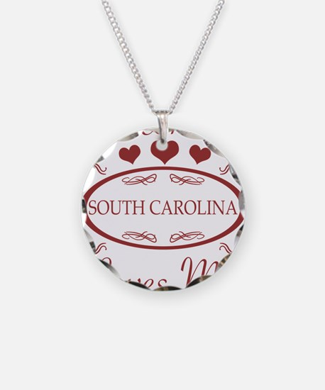 Somebody In South Carolina L Necklace