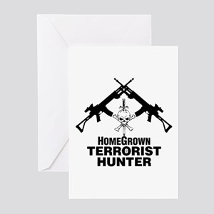 Homegrown Terrorist Greeting Cards (Pk of 10)