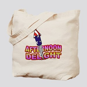 Afternoon Delight... Tote Bag