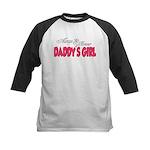 Always & Forever Daddy's Girl Kids Baseball Jersey