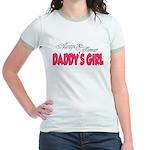Always & Forever Daddy's Girl Jr. Ringer T-Shirt